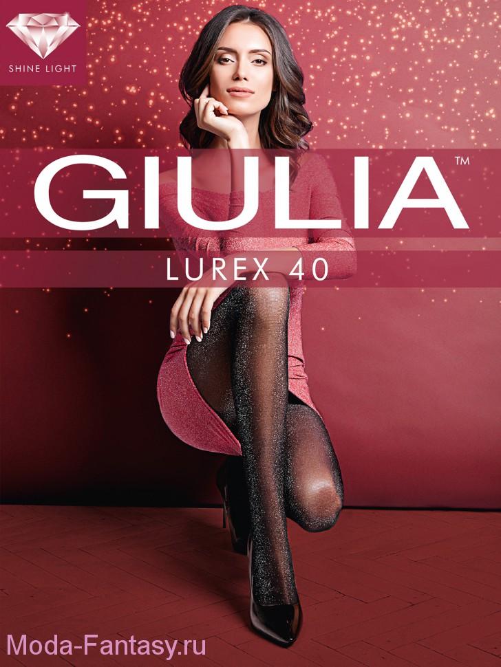 Колготки Giulia LUREX 40