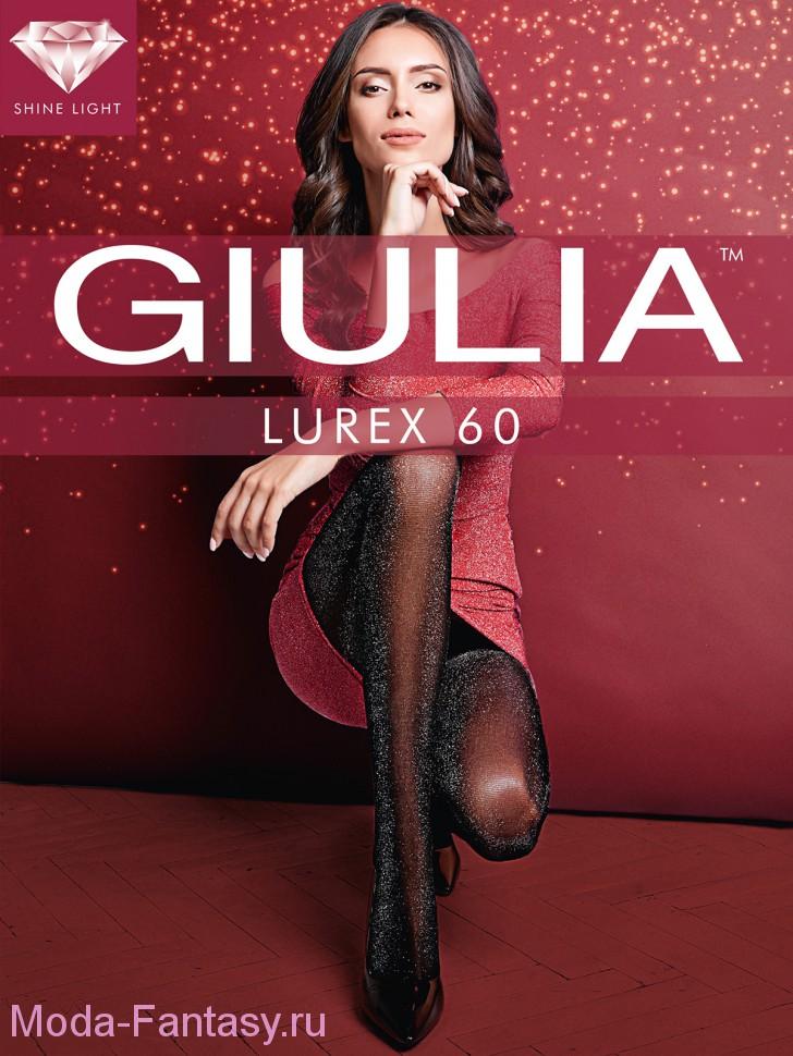 Колготки Giulia LUREX 60