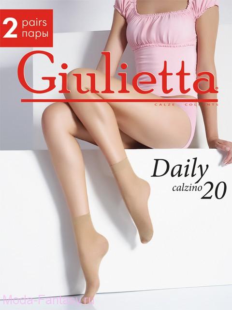 Носки Giulietta DAILY 20 (2 П.)