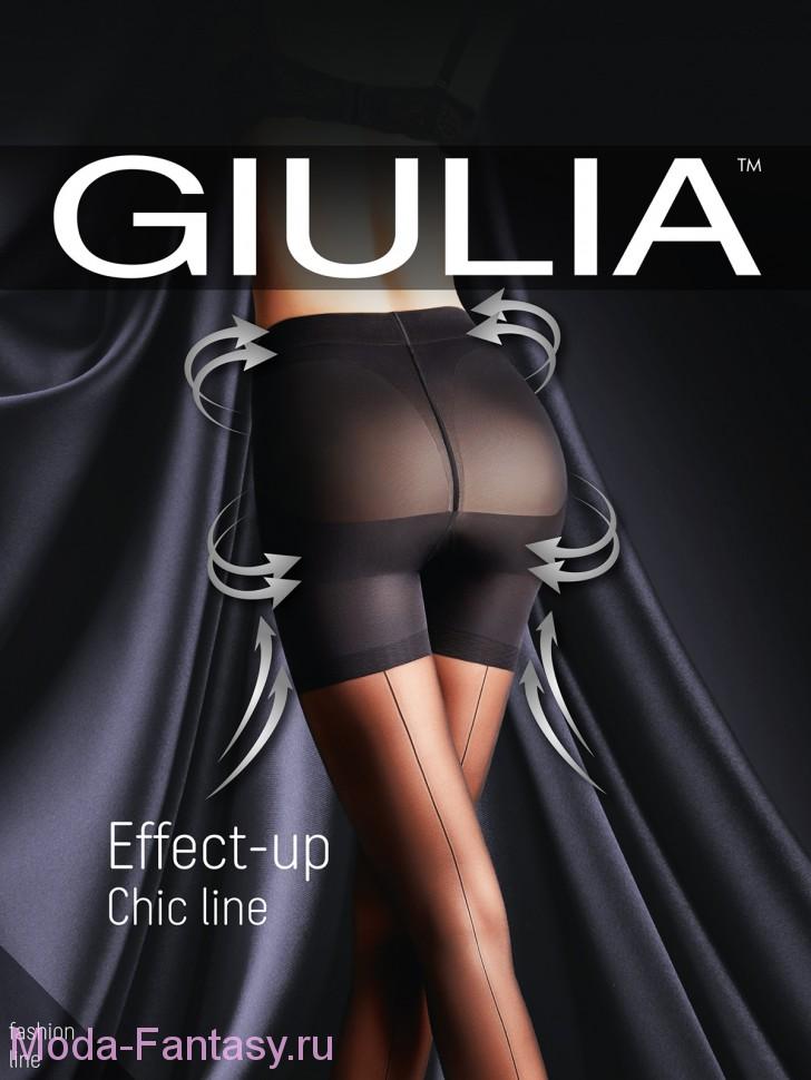 Фантазийные колготки Giulia EFFECT UP CHIC LINE