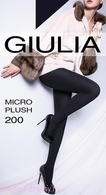 Колготки Giulia MICRO PLUSH 200
