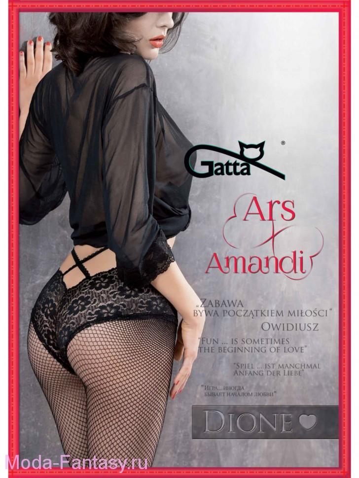 Фантазийные колготки Gatta ARS AMANDI DIONE