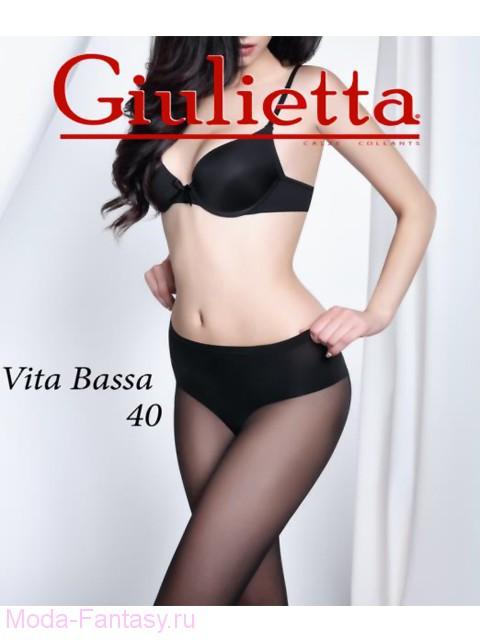 Классические колготки Giulietta VITA BASSA 40