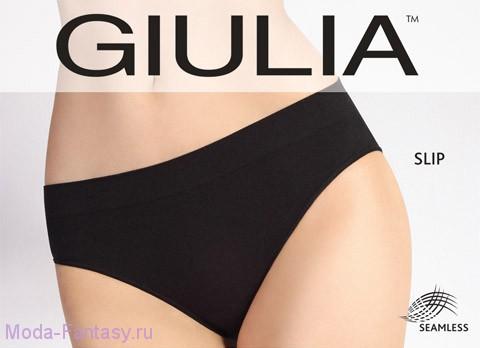 Бесшовные трусы Giulia SLIP BASIC