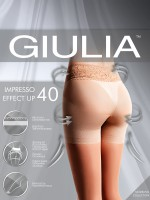 Колготки Giulia IMPRESSO EFFECT UP 40