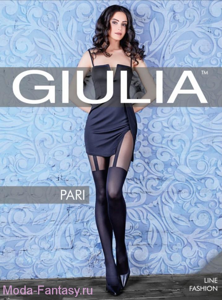 Фантазийные колготки Giulia PARI 18