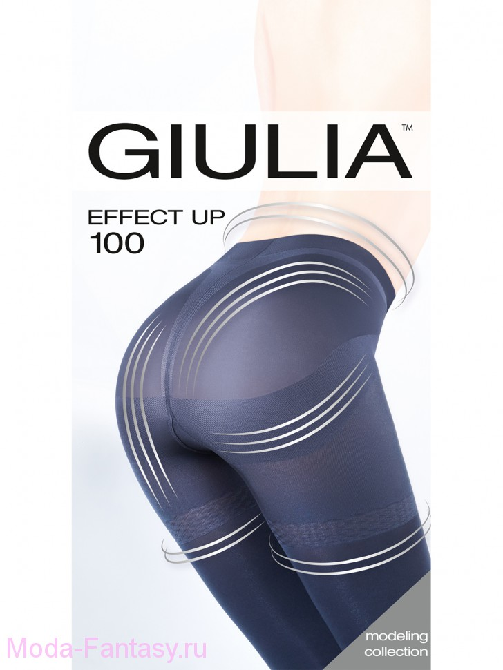 Колготки Giulia EFFECT UP 100 MICRO