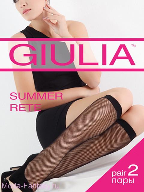 Гольфы Giulia SUMMER RETE (2 П.)