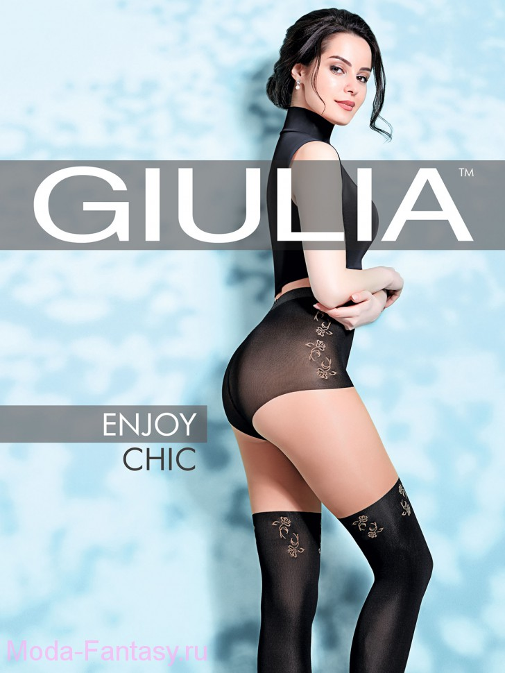 Колготки Giulia ENJOY CHIC 04